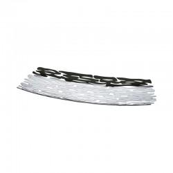 Centrepiece - Bark Steel - Alessi ALESSI ALESBM01