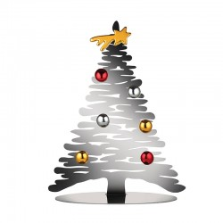 Árbol de Navidad Decorativo - Bark for Christmas Acero - Alessi ALESSI ALESBM06/30