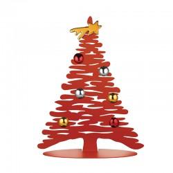 Árbol de Navidad Decorativo Rojo - Bark for Christmas - Alessi ALESSI ALESBM06/30R
