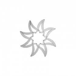 Extensible Trivet - Augh! Steel - Alessi ALESSI ALESDUL01
