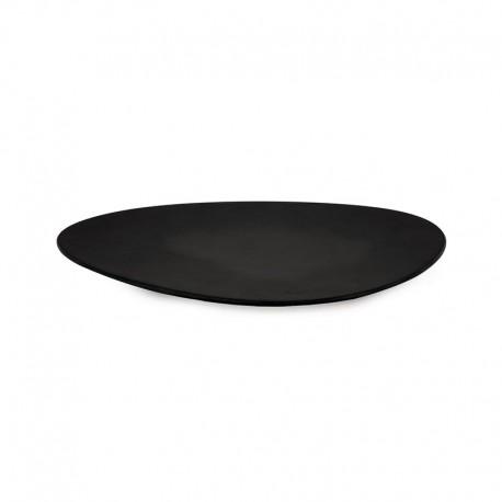 Set de 2 Manteles Individuales - Colombina Collection Negro - Alessi ALESSI ALESFM10/10B