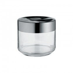 Kitchen Box In Glass 50cl - Julieta Transparent - Alessi