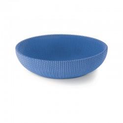 Centrepiece Blue - La Trama E L´Ordito - Alessi   Centrepiece Blue - La Trama E L´Ordito - Alessi