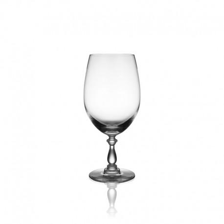 Conjunto de 4 Copos para Vinho Tinto - Dressed Transparente - Alessi ALESSI ALESMW02/0