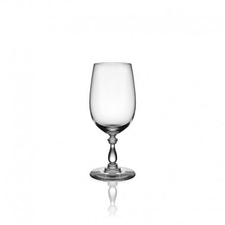Conjunto de 4 Copos para Vinho Branco - Dressed Transparente - Alessi ALESSI ALESMW02/1