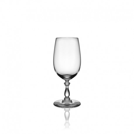 Set de 4 Vasos para Vino Blanco - Dressed Transparente - Alessi ALESSI ALESMW02/1