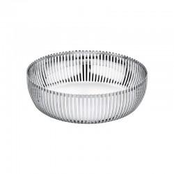 Round Basket Ø23Cm Inox - Alessi