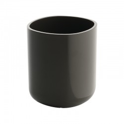 Toothbrush Holder - Birillo Dark Grey - Alessi