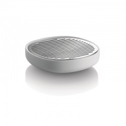 Soap Dish - Birillo Branco - Alessi