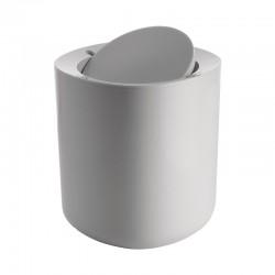 Caixote Do Lixo - Birillo Branco - Alessi