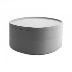 Caixa Organizadora - Birillo Branco - Alessi ALESSI ALESPL17W