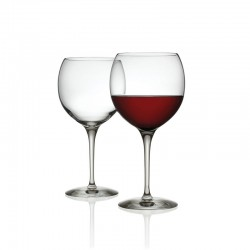Set of 6 Glasses for Red Wine - Mami XL Transparent - Alessi