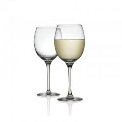 Conjunto de 6 Copos para Vinho Branco - Mami XL Transparente - Alessi | ALESSI