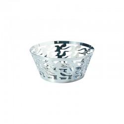 Round Basket Ø20Cm - Ethno Steel - Alessi
