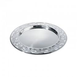 Round Tray - Ethno Inox - Alessi