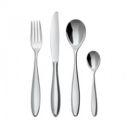 Cutlery Set 24 Pieces - Mami Silver - Alessi