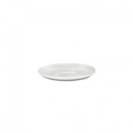 Set de 6 Platillos de Taza para Té - Mami Blanco - Alessi ALESSI ALESSG53/79