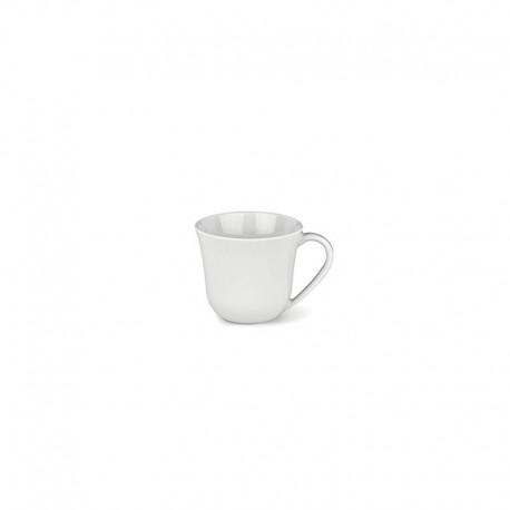 Set de 4 Tazas para Café - Ku Blanco - Alessi ALESSI ALESTI05/87