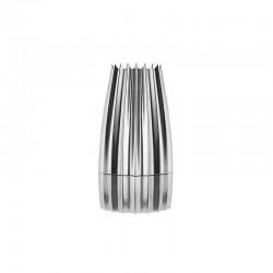 Molinillo de Sal, Pimienta y Especias Aluminio - Grind Plata - Alessi