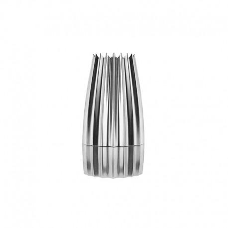 Molinillo de Sal, Pimienta y Especias Aluminio - Grind Plata - Alessi ALESSI ALESWAL03