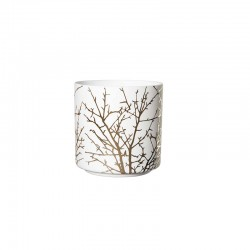 Lantern Twigs ø8,8cm - Xmas White And Gold - Asa Selection ASA SELECTION ASA10132426
