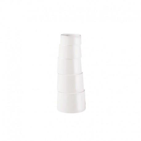 Vase 70Cm - Hula White Mate - Asa Selection ASA SELECTION ASA1064091