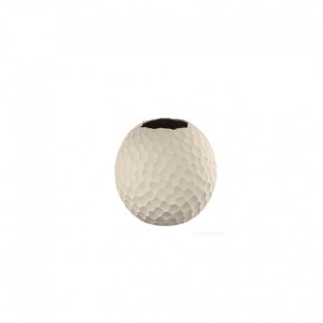Ball Vase Natur Ø17Cm - Carve Beige - Asa Selection ASA SELECTION ASA1340011