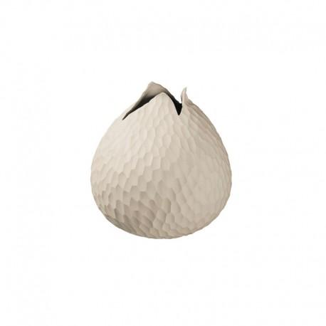 Vase Natur Ø18,5Cm - Carve Beige - Asa Selection ASA SELECTION ASA1361011