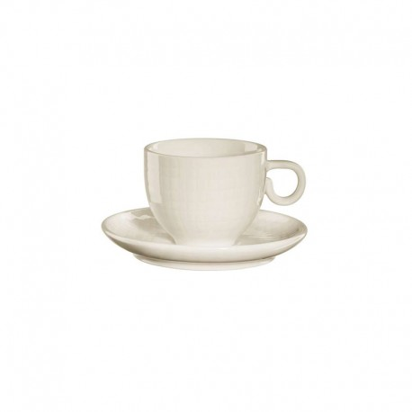 Espresso Cup With Saucer - Voyage Beige - Asa Selection ASA SELECTION ASA15011140