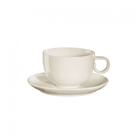 Cup With Saucer - Voyage Beige - Asa Selection ASA SELECTION ASA15021140