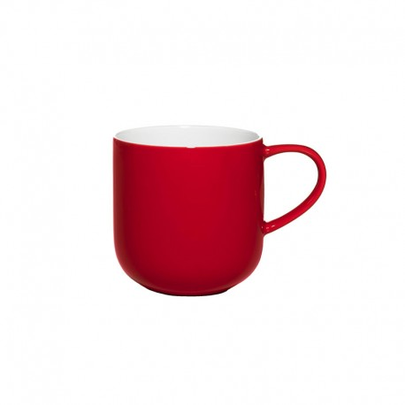 Mug 400Ml - Coppa Red And White - Asa Selection ASA SELECTION ASA19100069