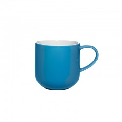 Mug 400Ml - Coppa Turquoise And White - Asa Selection