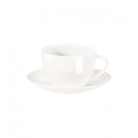 Taza De Te/Café Con Platillo Blanco - Asa Selection ASA SELECTION ASA1912013