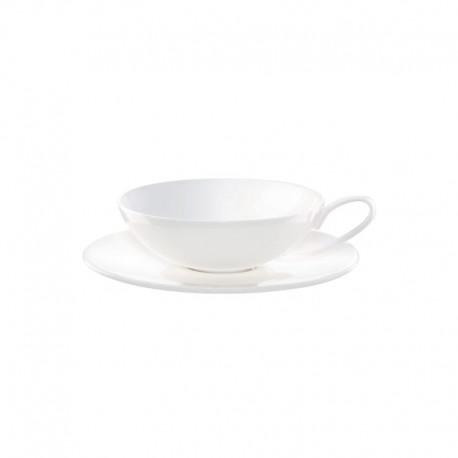 Chávena De Chá Com Pires 170ml - À Table Branco - Asa Selection ASA SELECTION ASA2018013