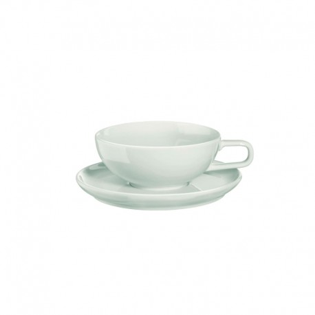 Tea Cup With Saucer - Kolibri White - Asa Selection ASA SELECTION ASA25111250