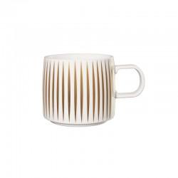 Mug - Muga Trésor White And Gold - Asa Selection ASA SELECTION ASA29060425