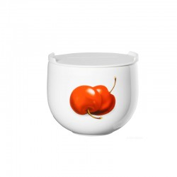Jam Jar Cherry - Grande White Glossy - Asa Selection