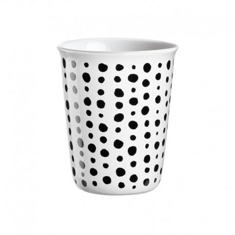 Espresso Cup Spots Ø6,5Cm - Coppetta Black And White - Asa Selection ASA SELECTION ASA44009214