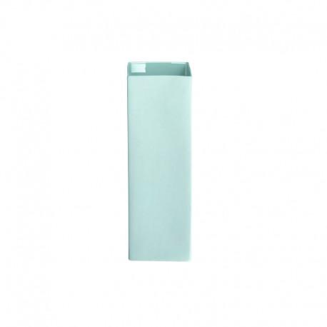 Florero 27Cm - Cubeblue Azul Agua - Asa Selection ASA SELECTION ASA46020108