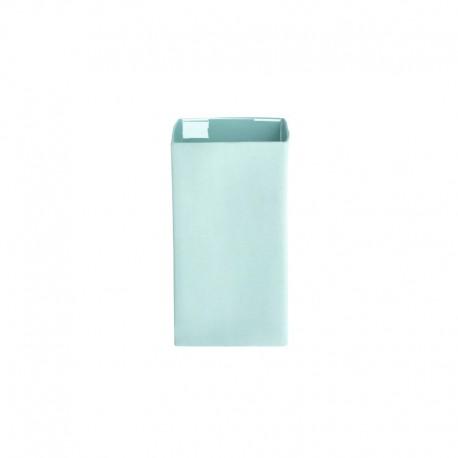 Florero 18Cm - Cubeblue Azul Agua - Asa Selection ASA SELECTION ASA46021108