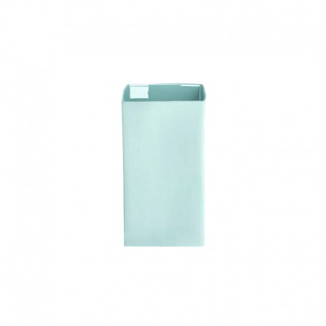 Vase 27Cm - Cubeblue Aqua - Asa Selection ASA SELECTION ASA46021108