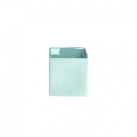Florero 6Cm - Cubeblue Azul Agua - Asa Selection ASA SELECTION ASA46025108