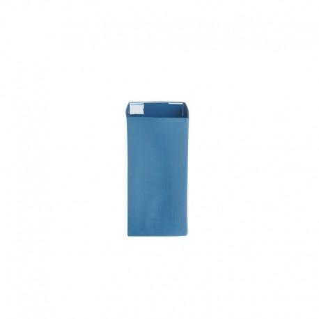 Florero 18Cm - Cubeblue Azul - Asa Selection ASA SELECTION ASA46031108
