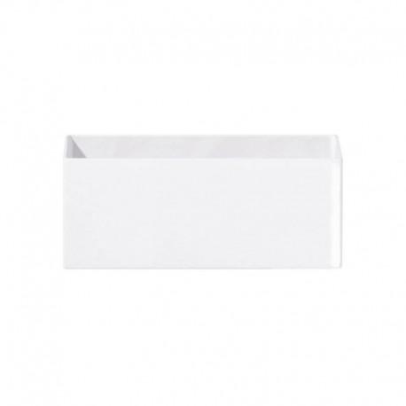Macetero 30X12Cm - Quadro Blanco - Asa Selection ASA SELECTION ASA4613005