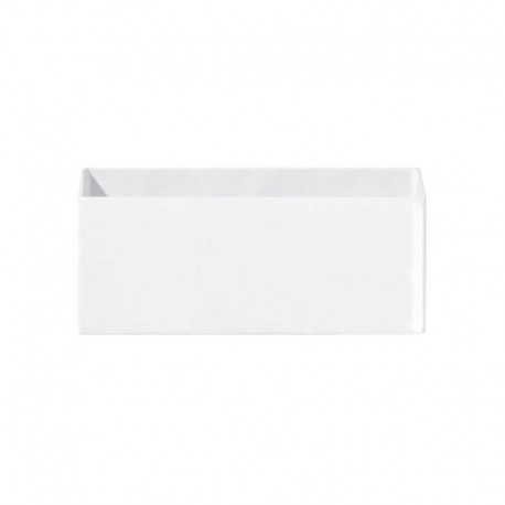 Planter 30X12Cm - Quadro White - Asa Selection ASA SELECTION ASA4613005