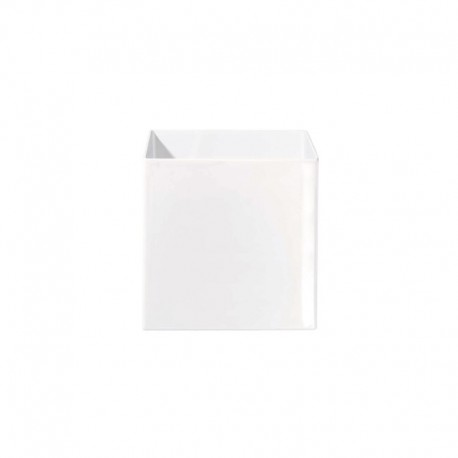 Planter 23Cm - Quadro White - Asa Selection ASA SELECTION ASA4622005
