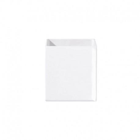 Planter 13Cm - Quadro White - Asa Selection ASA SELECTION ASA4651005