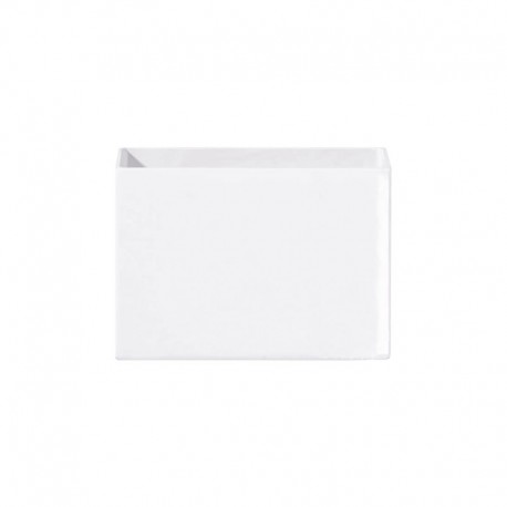 Macetero 16Cm - Quadro Blanco - Asa Selection ASA SELECTION ASA4652005
