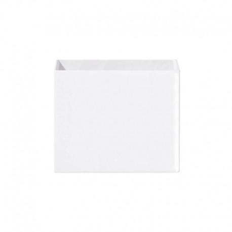 Macetero 22Cm - Quadro Blanco - Asa Selection ASA SELECTION ASA4653005
