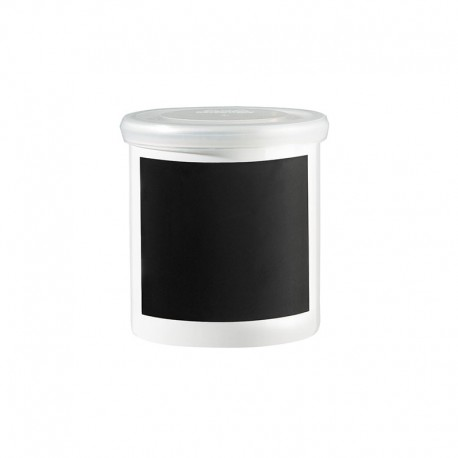 Jar With Chalk Decal 7Cm - Memo White - Asa Selection ASA SELECTION ASA48779147